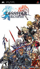 *NEW* Dissidia Final Fantasy - PSP
