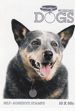 2008 Working Dogs Stamp Booklet - SB289 (Australian Cattle Dog)
