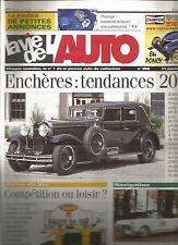 LA VIE DE L'AUTO N°968 COMMENT NETTOYER SON CARBURATEUR / RALLYE DU VAR / VOSGES