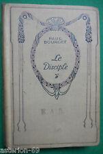 LE DISCIPLE PAUL BOURGET  1920 NELSON