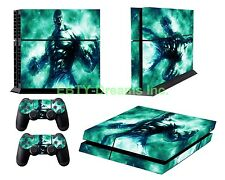 Hulk Marvel Universe Avengers Skin Sticker Decal Protector for Playstation PS4