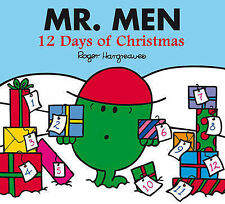 NEW  - MR MEN the 12 DAYS OF CHRISTMAS ( BUY 5 GET 1 FREE book )  Little Miss