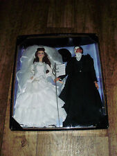 1996 BARBIE AND KEN THE PHANTOM OF THE OPERA NRFB FAO SCHWARZ EXCLUSIVE MINT
