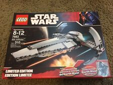 LEGO 7663 Star Wars Limited Edition 30th Anniversary Sith Infiltrator - MIB