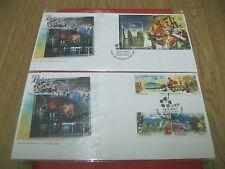 FDC MALAYSIA 2007 - Visit Malaysia (SET)