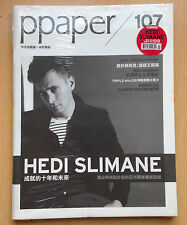 Ppaper MAGAZINE 107 HEDI Slimane  + Ppaper Special EDITION 03 SEALED