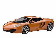 Mclaren MP4-12C Orange 1/18 by Autoart 76006