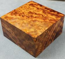 EXOTIC WOOD - CAMPHOR BURL TURNING BLANK (CP945)