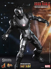 SIDESHOW HOT TOYS IRON MAN 3 DIECAST WAR MACHINE MARK II 1:6 AKTIONFIGUR STATUE