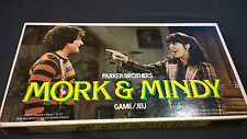Vintage 1979 Parker Brothers Mork And Mindy Vintage Board Game Complete