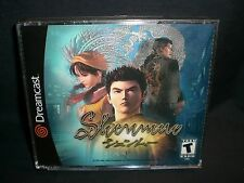 Shenmue for Sega Dreamcast