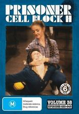 Prisoner Cell Block H Volume 38 Episodes 625 - 648 New DVD Region ALL