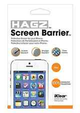 HD Screen Protectors for Apple iPhone 5s/5c/5 HAGZ-( 6 Pack) CLEAR - with iKlear