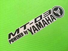 MT03 Power logo decal Sticker  for Track Bike or Toolbox PAIR ref #114