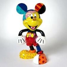 """Delightful Disney 'MICKEY MOUSE' Figurine By ROMERO BRITTO .. """"Gorgeous Gift"""""""