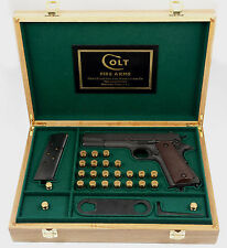 PRESENTATION CASE BOX COLT 1911 A1 anaconda python mustang government