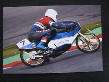 Photo Emot Racing Kreidler 50cc #7 Rolf Blatter (SUI) Bikers' Classics in Spa