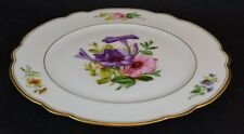 Jean Gille Jeune for S.M. L'Imperatrice Paris- Rare Footed Plate Old Paris