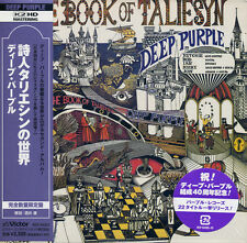 DEEP PURPLE Book Of Taliesyn (1968) Japan Mini LP K2HD CD VICP-64303 NEW!!! ss