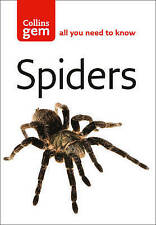 Spiders by Paul Hillyard (Paperback, 2004)