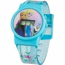 "Childrens Watches Frozen Singing ""Let it Go"" LCD Watch FROZ32"