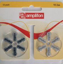 Pile per apparecchi acustici Amplifon modello 10 Zas