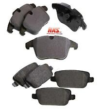 Ford Mondeo Hatchback 1.8 Tdci MK4 2007- Front and Rear Brake Pads