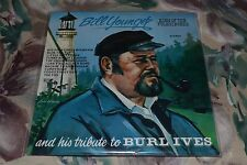 Bill Younger and His Tribute to Burl Ives~SEALED~AUTOGRAPHED~FAST SHIPPING