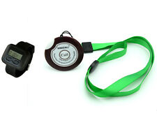 SINGCALL Wireless Nurse Calling systems, for Disabled,Old with Necklace Pager