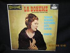 Tebaldi, Bergonzi, Bastianini, Siepa, Corena - Puccini La Boheme Highlights