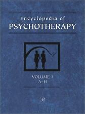 Encyclopedia of Psychotherapy-ExLibrary