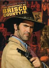 Adventures of Brisco County, Jr.: The C (2009, REGION 1 DVD New) Complete Series