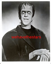 Vintage Fred Gwynne as Herman Munster THE MUNSTERS TV Publicity Portrait