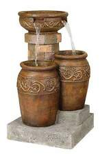 Indoor/Outdoor Water Fountain * Tuscan Water Fountain * Water Fountains * Garden