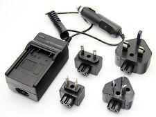 Battery Charger for Sony DSC-W520 DSC-W530 DSC-W550 DSC-W570 DSC-W580 DSC-W610