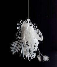 Artecnica Bouquet White Flowers Pendant Shade Light Designer Gift Tord Boontje