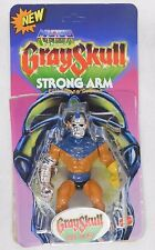 He-Man Masters Of The Universe Powers Of Grayskull STRONG ARM Custom - Open