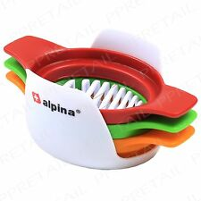 3-in-1 SOFT FOOD SLICER con HOLDER + belle FILO cutter+e GG FUNGO POMODORO Chopper