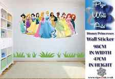 Disney Princesses children's bedroom wall sticker bedroom sticker large.