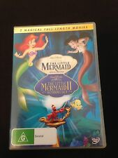 DISNEY'S The Little Mermaid & The Little Mermaid 2: Return to the Sea
