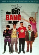 The BIG BANG THEORY The COMPLETE SECOND SEASON All 23 Episodes+ Special Features