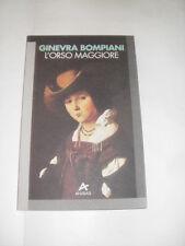 BOMPIANI - ORSO MAGGIORE - ED.ANABASI - 1°ED.1994