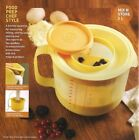 Tupperware Mix N Store - 2L -8 1/2 Cups - Food Prep Chef Style - Free Shipping