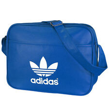 ADIDAS AIRLINER CLASSIC BAG TASCHE BLUEBIRD WHITE UMHÄNGETASCHE AB2708