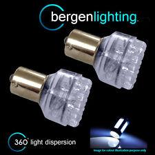 382 1156 BA15s 245 P21W BLANC 24 DOME LED FEUX CLIGNOTANTS ARRIÈRE AMPOULES