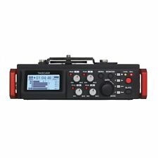 Tascam DR-701D Linear PCM Field Recorder for DSLR Camera SMPTE Timecode
