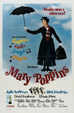 "Mary Poppins Movie Poster  Replica 13x19"" Photo Print"