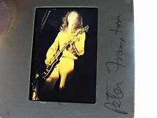 1973 Peter Frampton Humble Pie Rock n' Roll Slide Photo Transparency