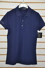 NWT Women's Ralph Lauren RLX Golf, Stretch-Mash Tournament Polo. Sz S.