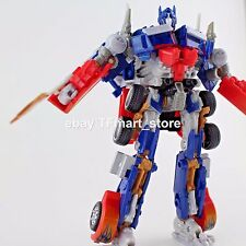 Transformers Movie ROTF Voyager Class Battle Blades Optimus Prime